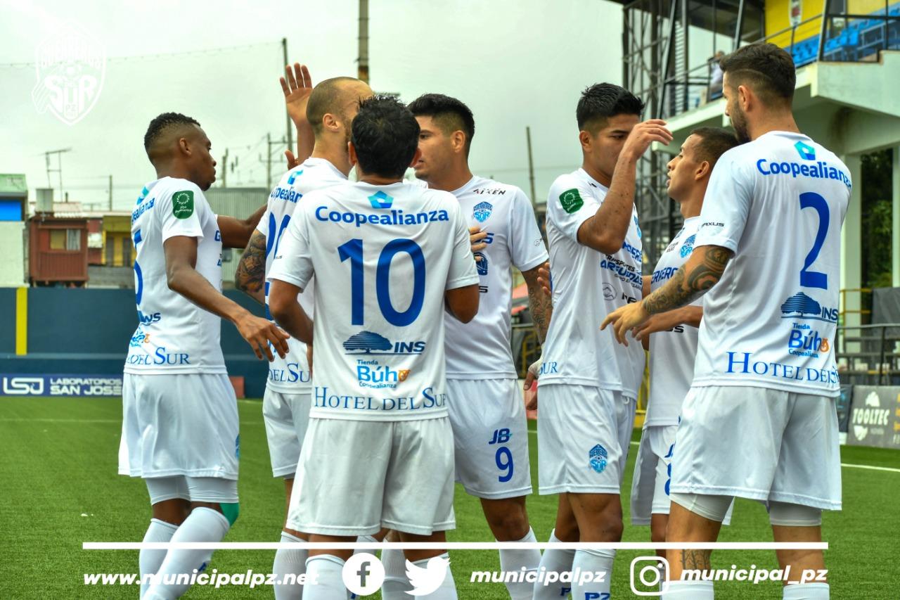 """¡""""Signos vitales"""" del Pérez Zeledón mejoran! Derrotaron a domicilio a Guadalupe FC y se olvidan del sótano."""