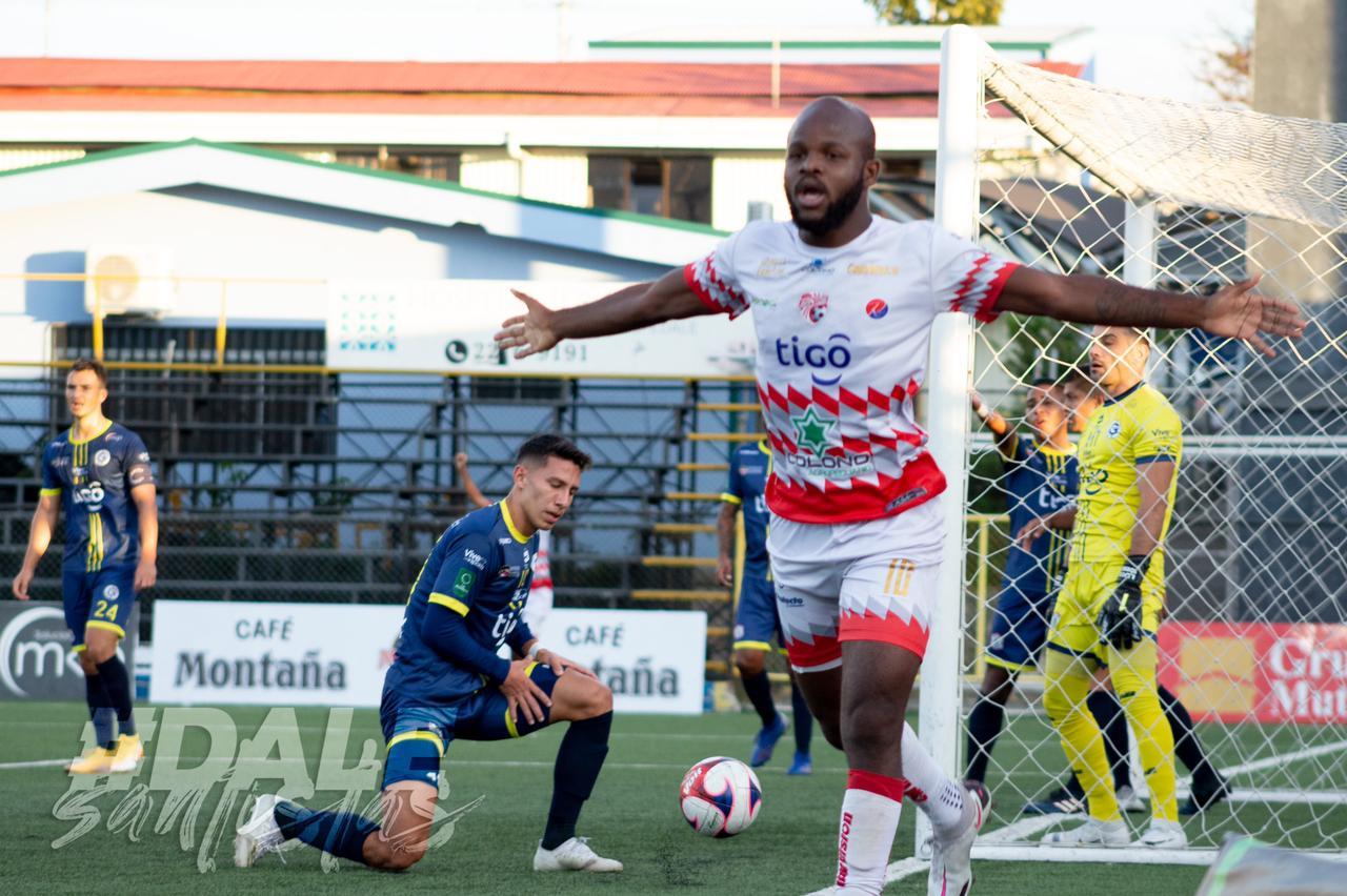 Santos derrotó a Guadalupe FC, se despega y gana credibilidad en su lucha por clasificar.