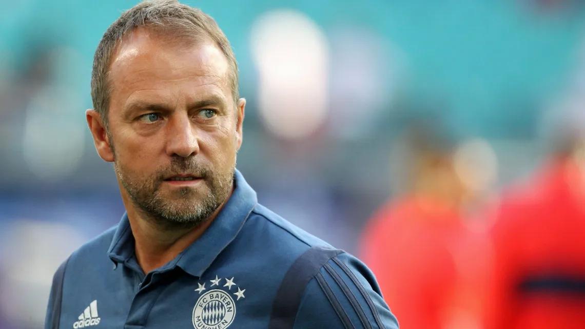 """Dirigencia del Bayern """"desaprueba"""" el anuncio de Flick de irse del club al final de la temporada."""