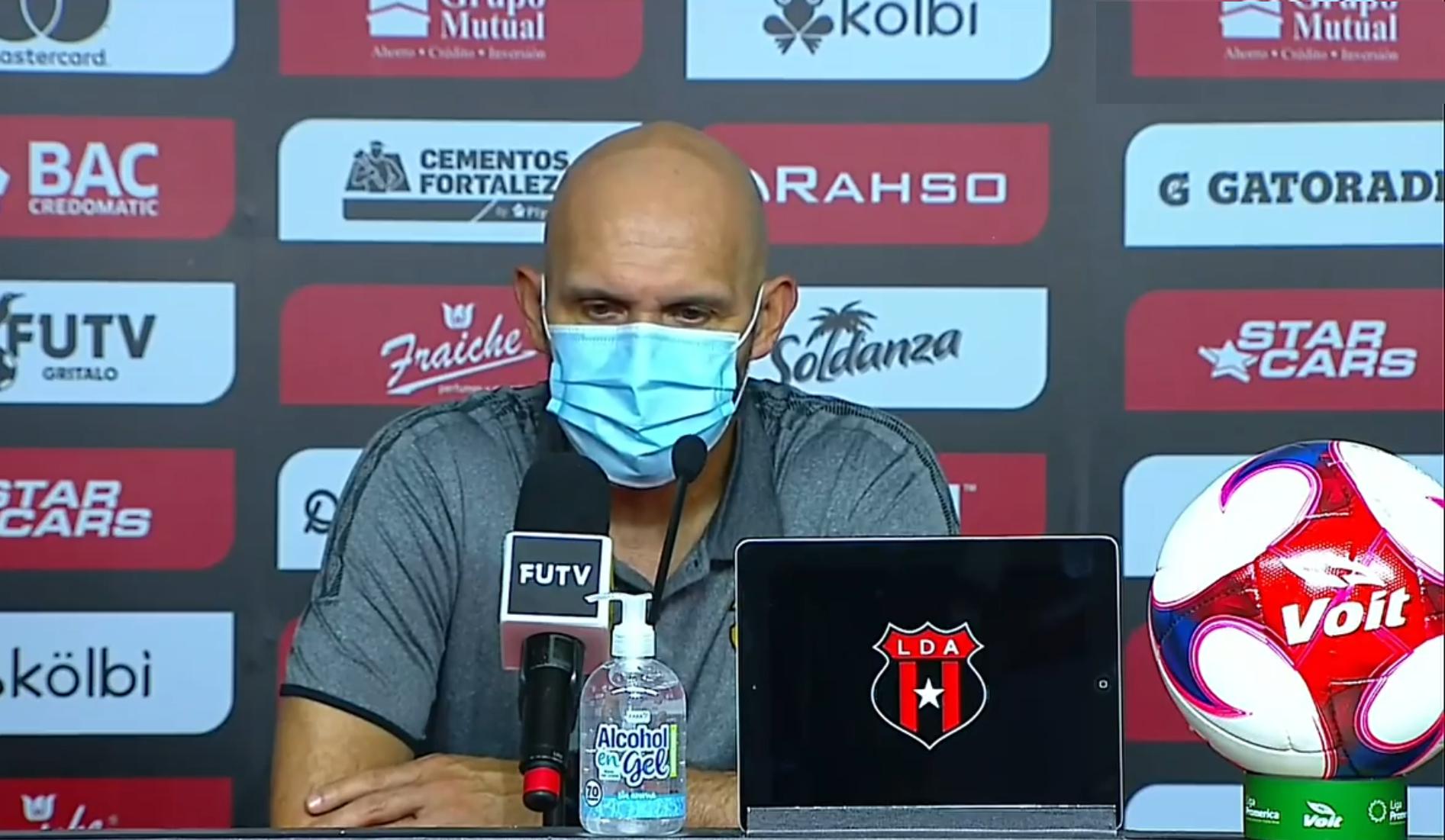 """Luis Marín: """"Este viernes tuvimos una prueba dura, difícil, que creo que la aprobamos""""."""