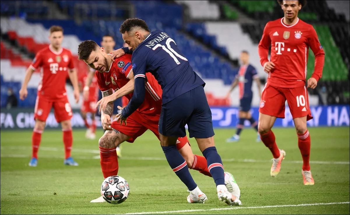 ¡Au Revoir champion! PSG elimina al Bayern Munich y avanza a la semifinales de la Champions. League