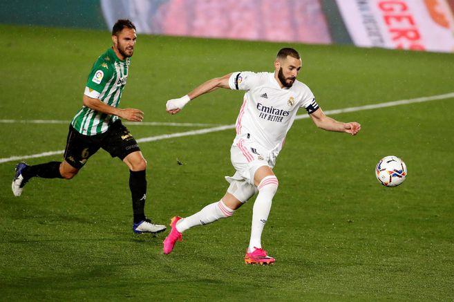 Real Madrid no pudo con Betis y se aleja del liderato de LaLiga.