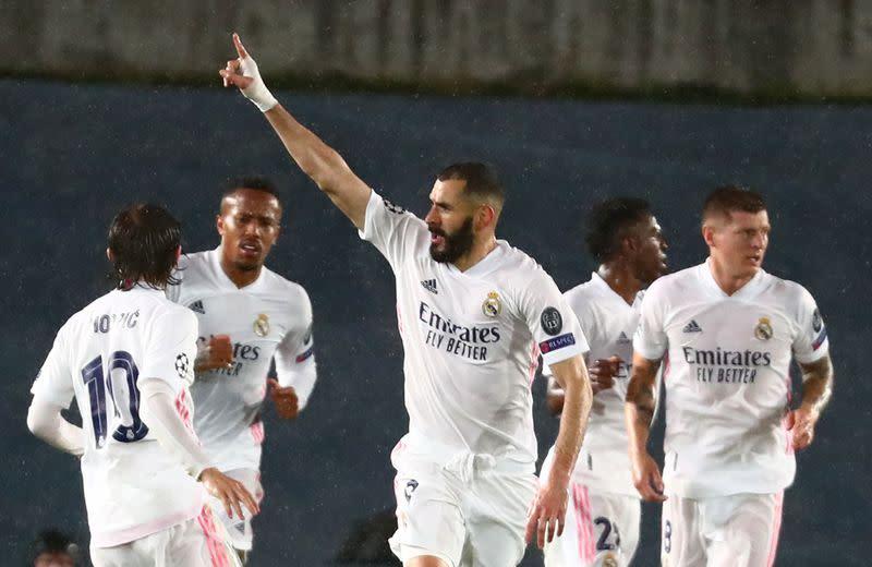 ¡Serie abierta! Real Madrid y Chelsea empataron en la ida de las semifinales de la Champions League.