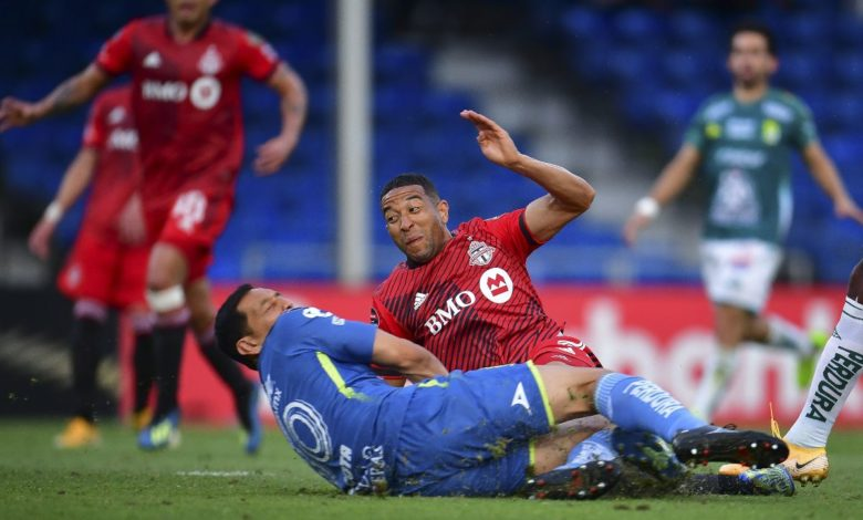 Toronto FC venció a León y los dejó fuera de la Liga de Campeones Concacaf .