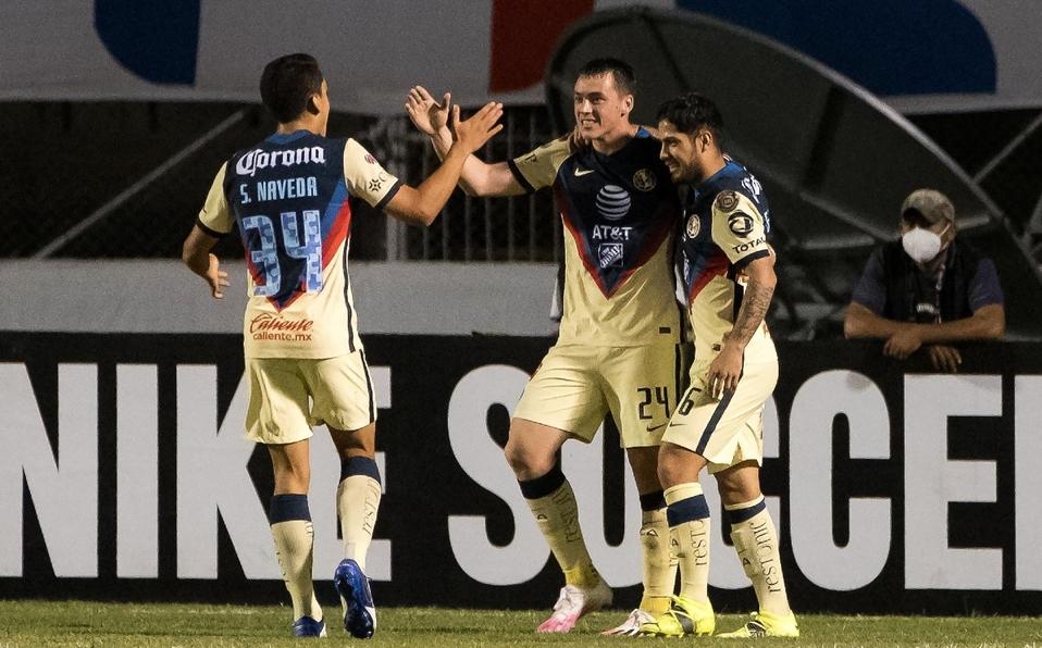 Las Águilas golpearon al Olimpia y sacan ventaja en la Liga de Campeones.