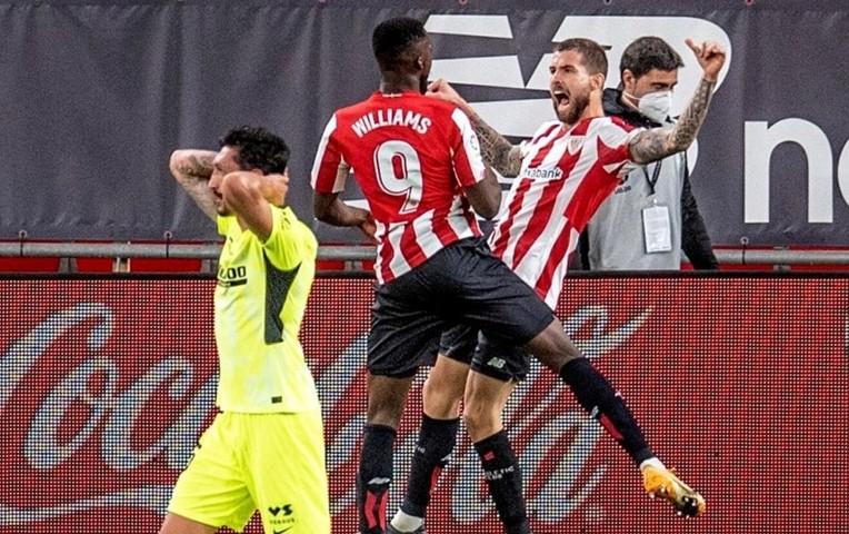 Atlético Madrid perdió un partido clave y Barcelona puede ser líder de LaLiga