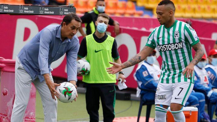 La Equidad da la sorpresa al eliminar a Atlético Nacional de Alexandre Borges Guimaraes.