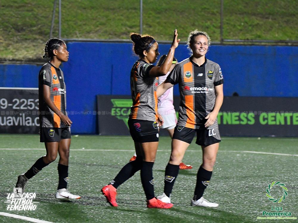 Uniffut acuerda suspender los partidos de la Liga Femenina del 3 al 15 de mayo.