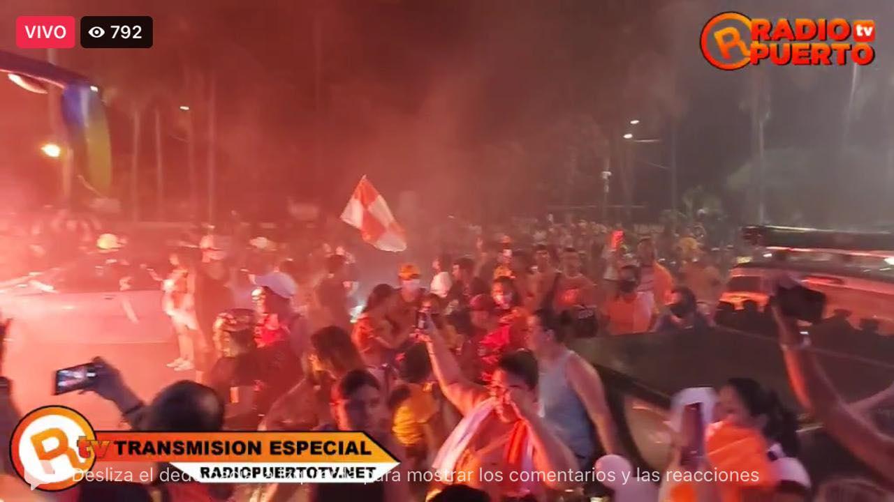 Ministerio de Salud suspende la final de vuelta entre Puntarenas FC y Guanacasteca.