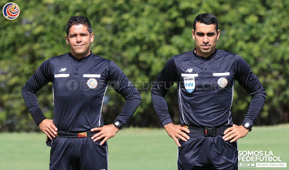 Hugo Cruz y Juan Gabriel Calderón dirigirán la ida de las semifinales.