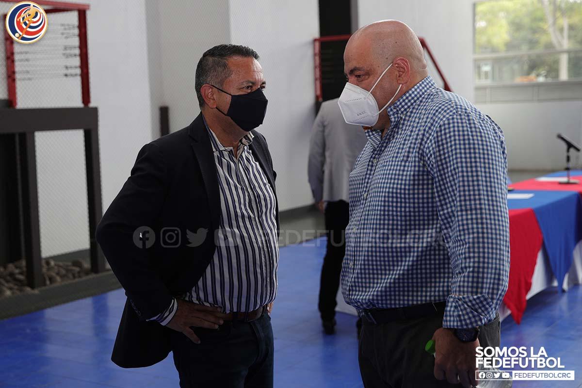 Orlando Moreira es el nuevo miembro del Comité Ejecutivo de la Fedefútbol