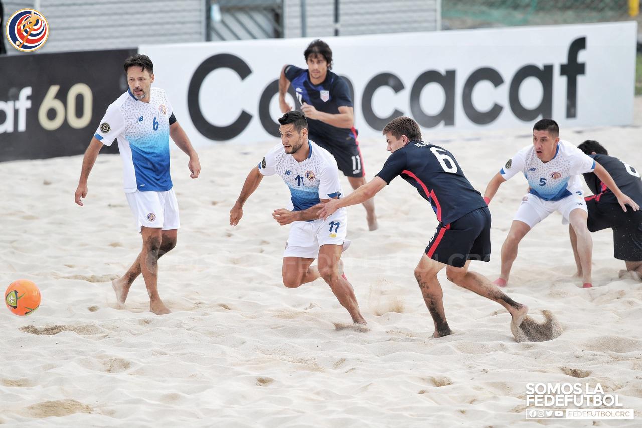 La Sele de Fútbol Playa llega invicta para enfrentar a Guatemala en cuartos de final del Premundial.