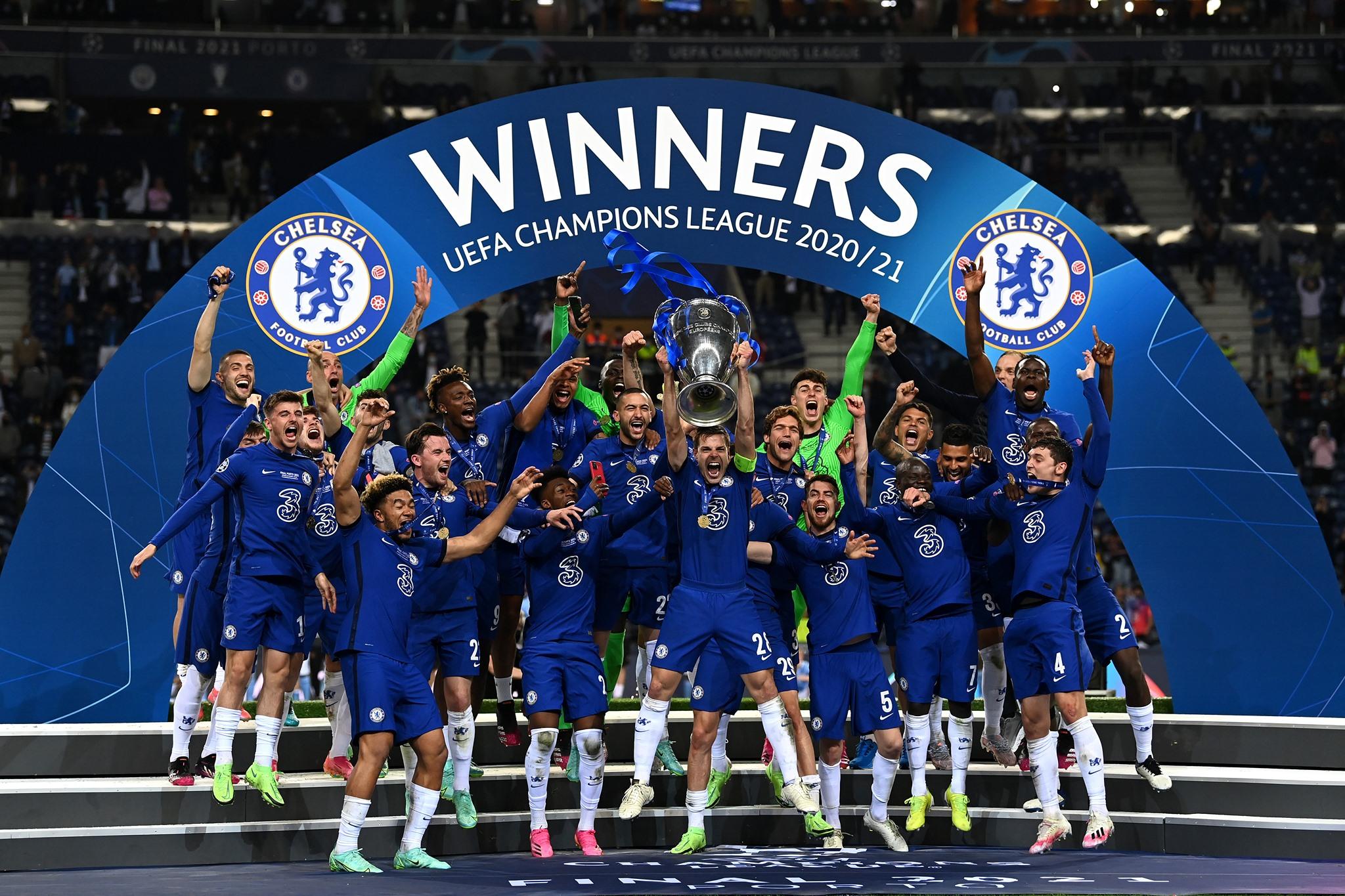 Chelsea derrotó al Manchester City de Guardiola y es campeón de la Champions League.