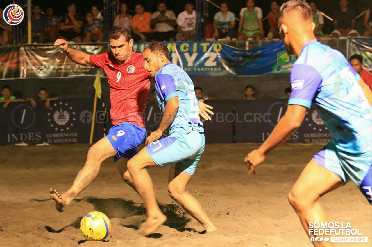 Ya está definida la Selección de Fútbol Playa para el Premundial de Concacaf.
