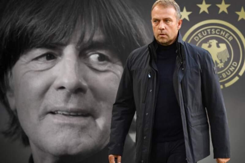 Hansi Flick será el técnico de Alemania por tres años luego de la Eurocopa.