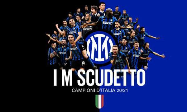 El Inter se corona campeón en Italia y corta una racha de nueve títulos consecutivos de la Juventus.