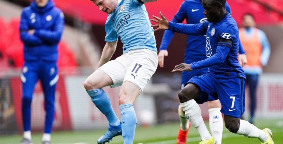 Final entre el Manchester City y el Chelsea por la Champions League será la octava entre equipos del mismo país.