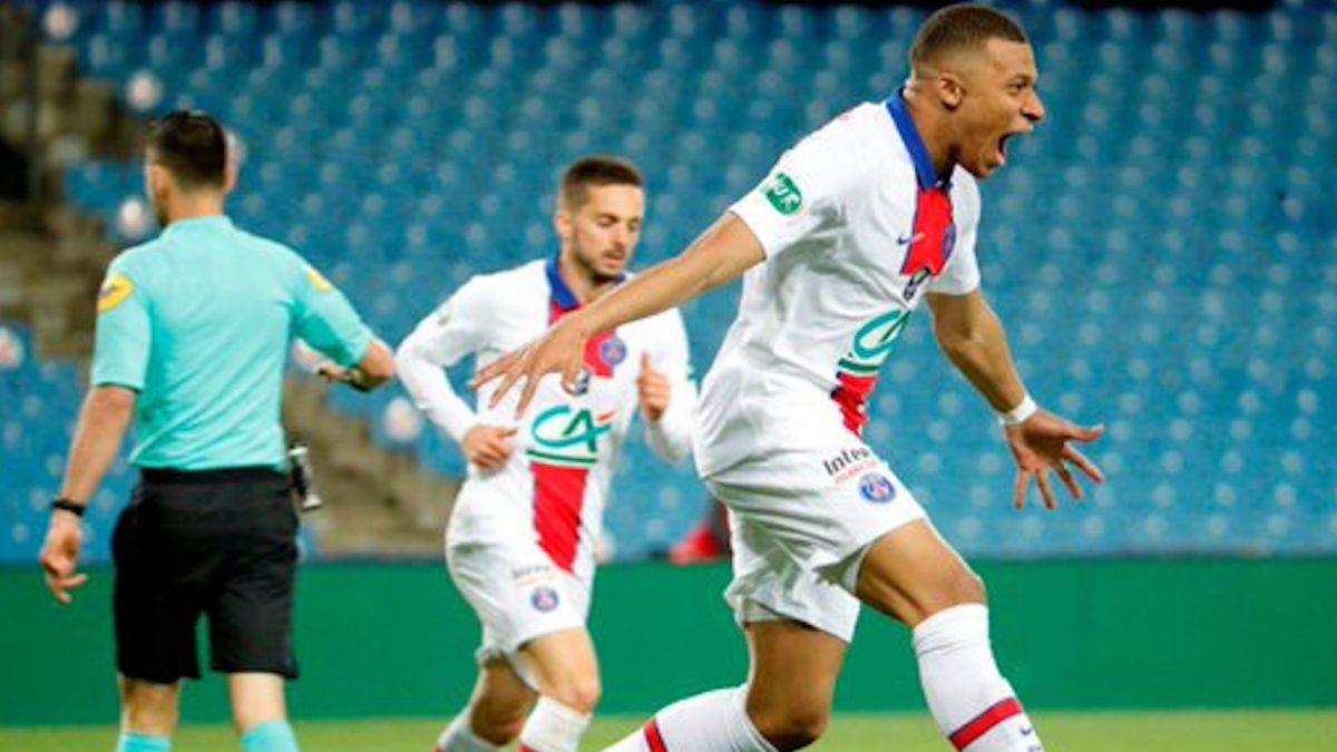 PSG clasifica a la final de la Copa de Francia tras imponerse en penales al Montpellier.