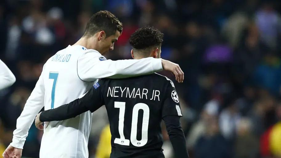 """Neymar: """"Quiero jugar con Cristiano Ronaldo""""."""