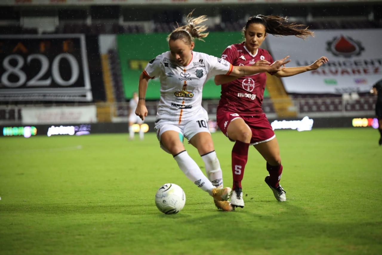 Programación y nombramientos arbitrales para la jornada 12 de la Liga Femenina.