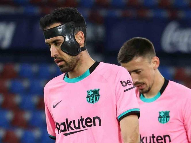 """Sergio Busquets: """"La liga está sentenciada""""."""
