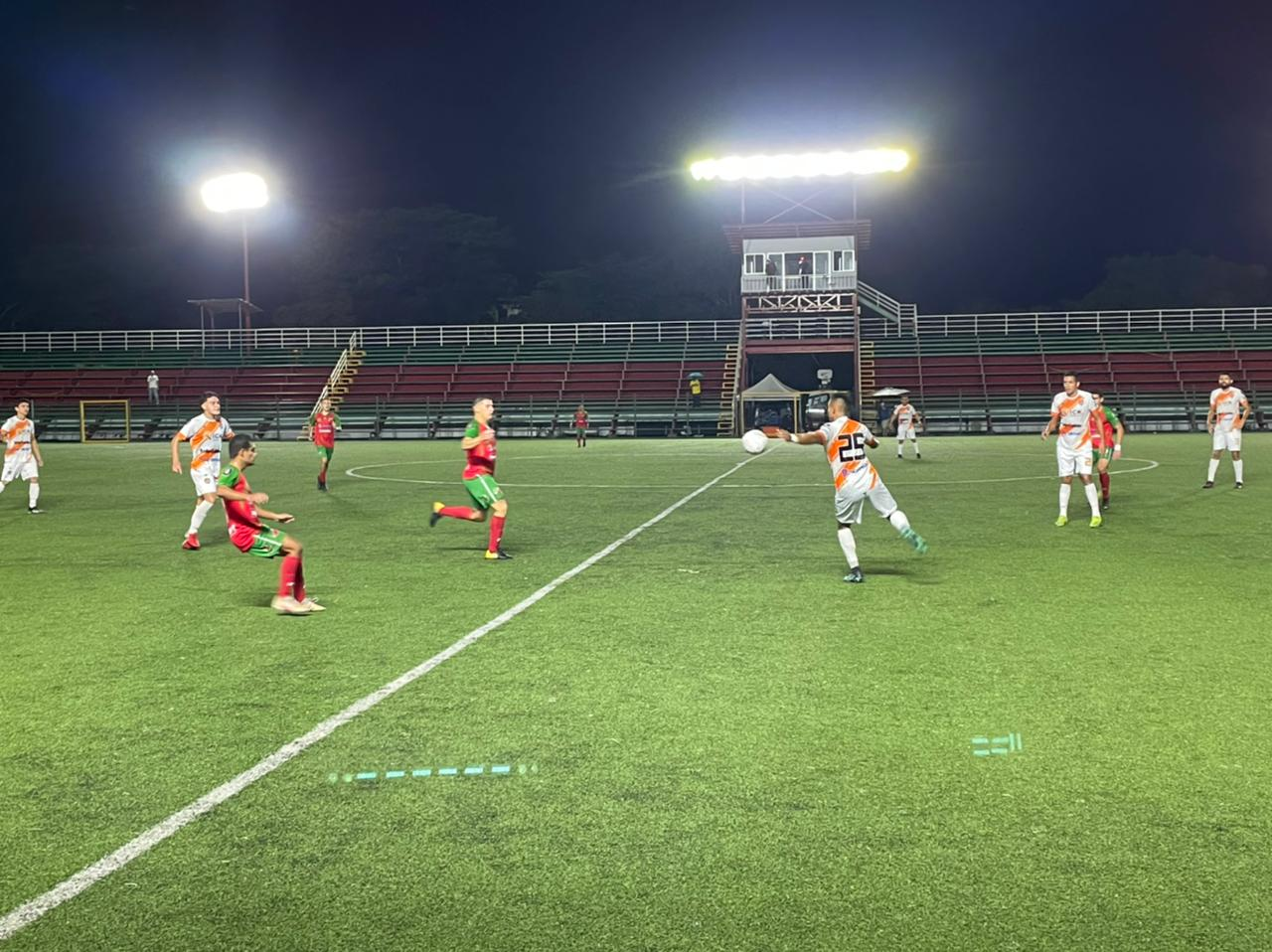 Puntarenas FC le pasó por encima a Carmelita y clasificó a la final del Clausura en la Liga de Ascenso.