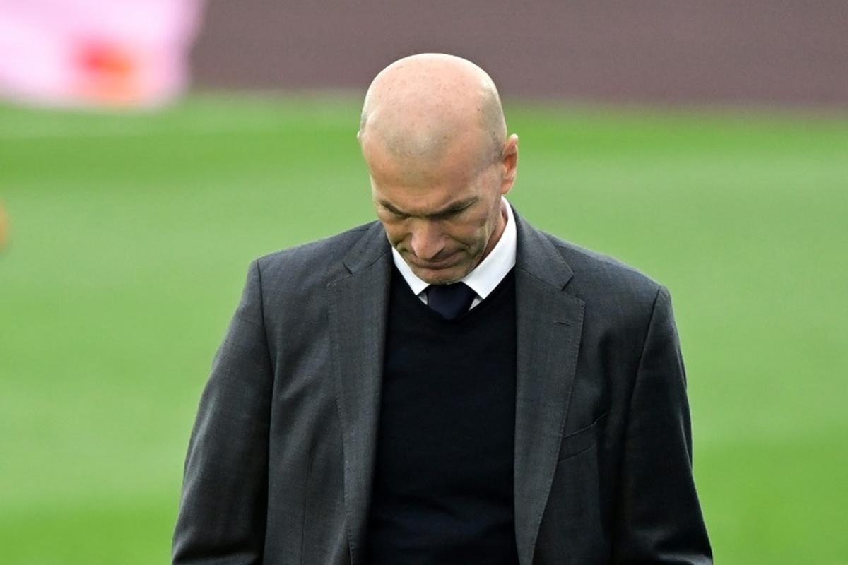Zidane explica su adiós: «Me voy porque el club no me da la confianza que necesito»