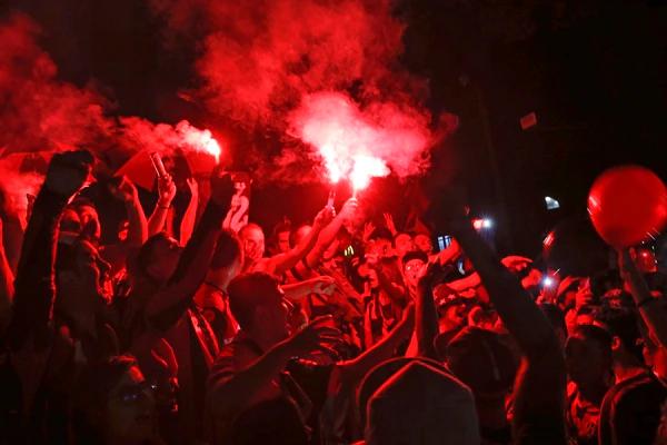 Ministerio del Deporte reveló acciones coordinadas para crear espacios seguros en partidos de primera división.