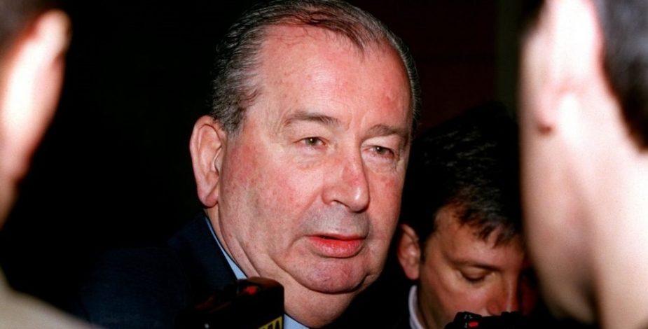 FIFAgate: banco suizo admitió que lavó US$25 millones para Julio Grondona