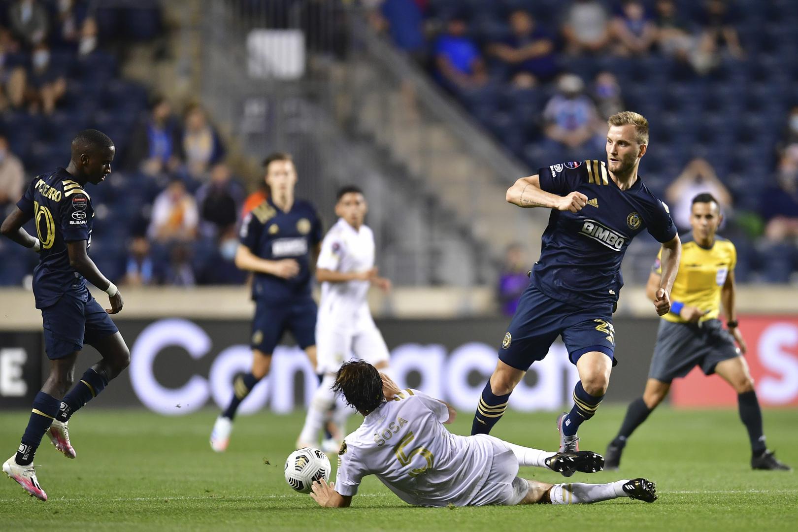 Philadelphia Union clasificó a semifinales de la Liga de Campeones de Concacaf.