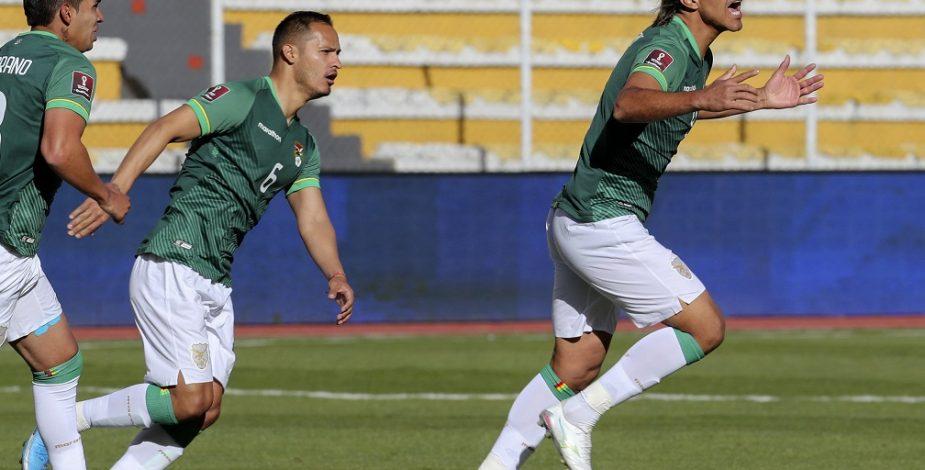 Bolivia derrotó a Venezuela y sumó su primer triunfo en las Eliminatorias Sudamericanas.