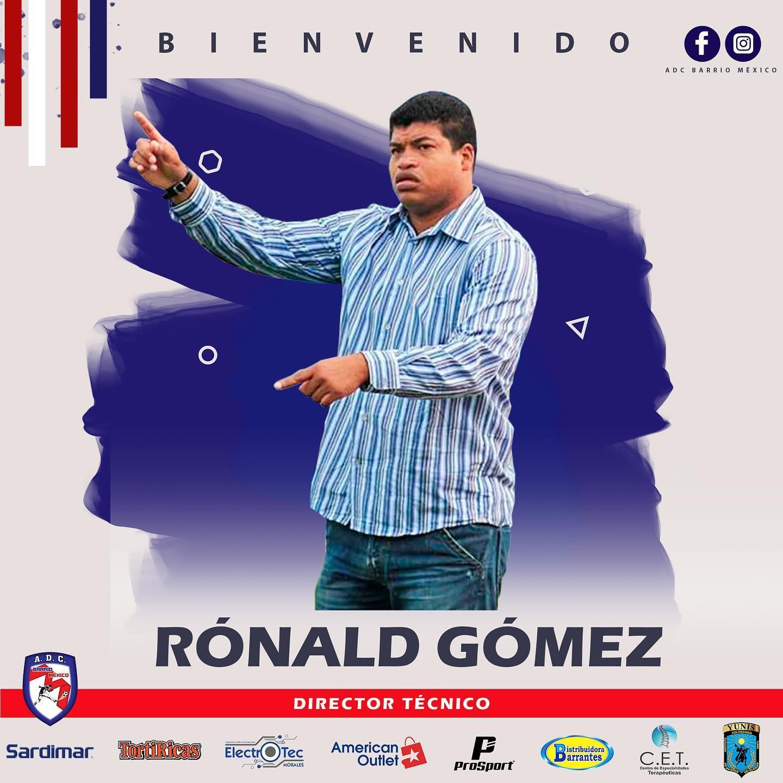 """Ronald """"La Bala"""" Gómez regresa al país y dirigirá a Barrio México."""