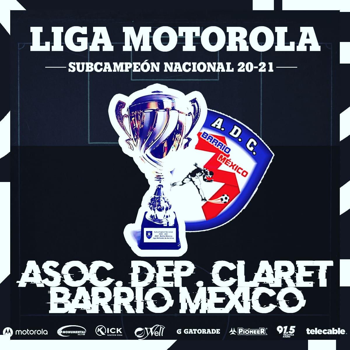 Temporada 2020-2021 Liga de Ascenso: Guanacasteca campeón y Barrio México subcampeón.