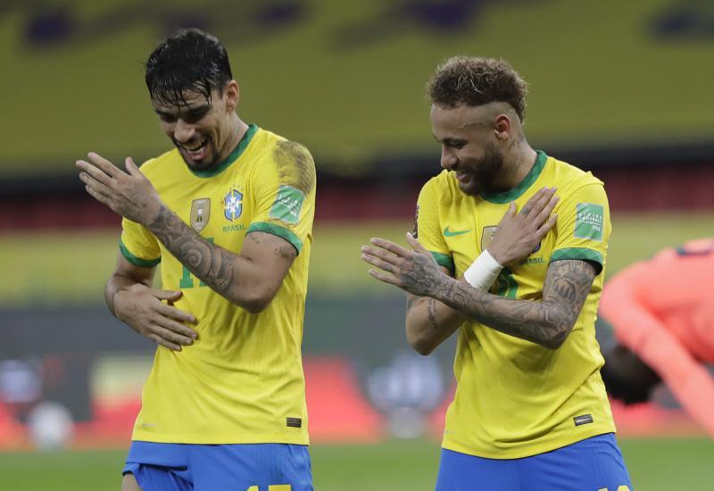 Brasil se impuso sobre Ecuador en Porto Alegre y se disparó en el liderato de las Eliminatorias Sudamericanas.