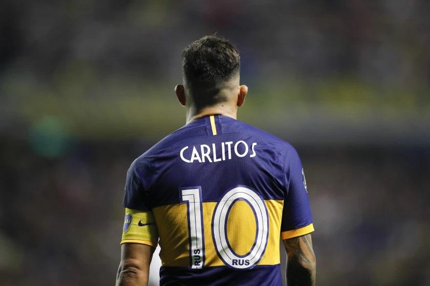 """Carlos Tevez se va de Boca Juniors. """"Mi sangre no es roja, siempre va a ser azul y amarilla"""","""