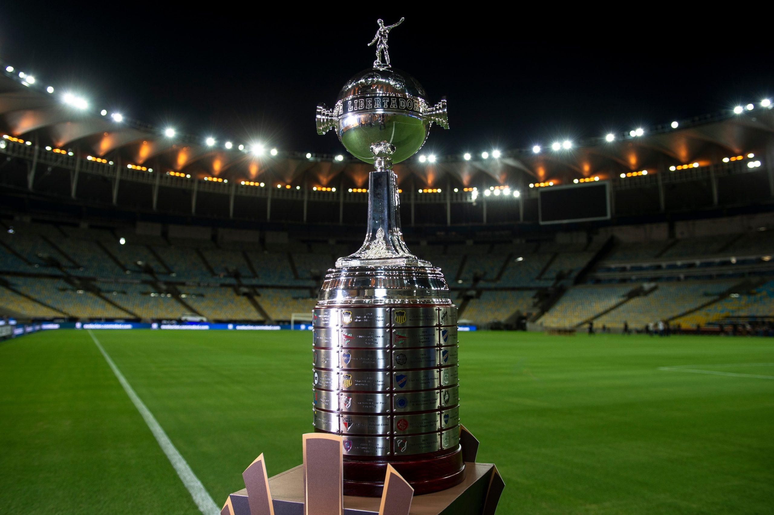 Listos los emparejamientos para los octavos de final de la Copa Libertadores de América 2021.