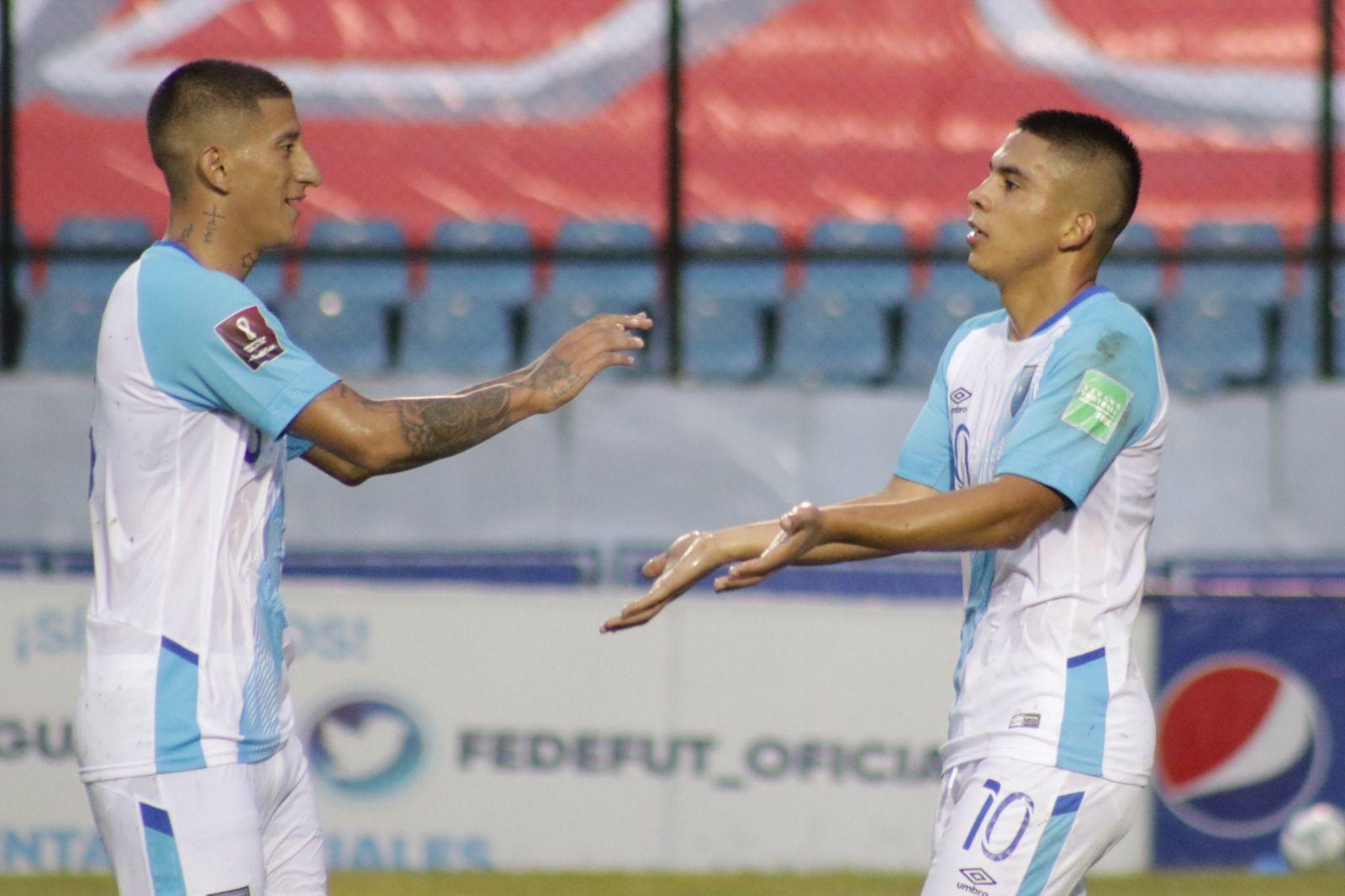 Guatemala aplastó 10 x 0 a San Vicente y las Granadinas en las Eliminatorias de Concacaf.
