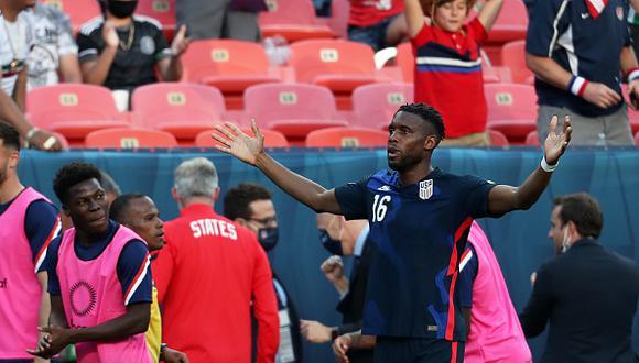 Estados Unidos derrotó a Honduras y disputará la final de la Liga de Naciones de la Concacaf.