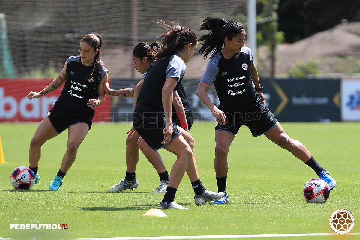 Selección Femenina jugará nuevamente en el Estadio Nacional.