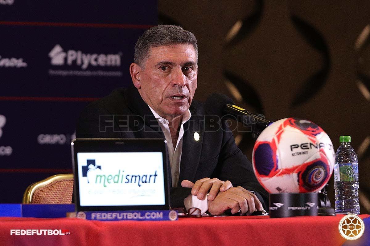 Luis Fernando Suárez definió lista de 27 convocados para iniciar preparación para la Copa Oro.