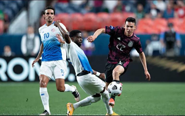 México jugará la final de la Liga de Naciones tras vencer en penales a una Costa Rica que tuvo personalidad.