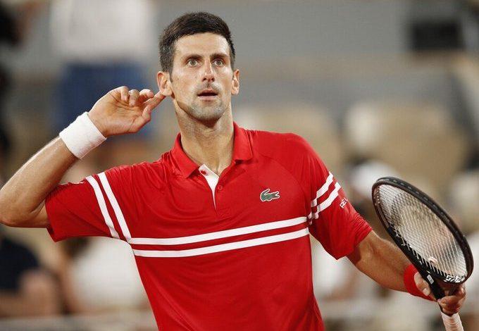 Novak Djokovic acabó con el reinado de Rafael Nadal en Roland Garros