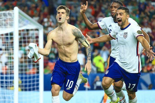 Estados Unidos derrotó a México y es el primer campeón de la Liga de Naciones de la Concacaf.
