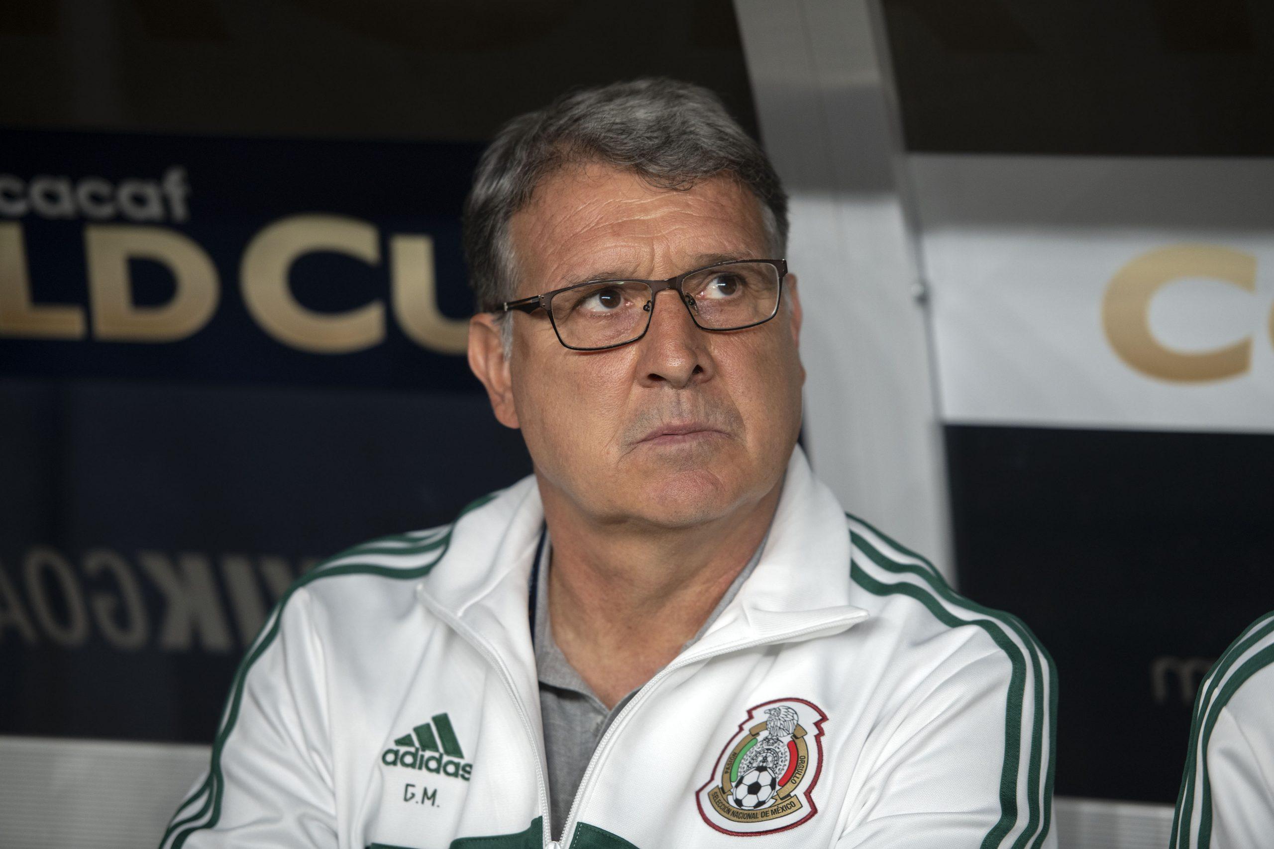 """Gerardo Martino: """"Es volver a jugar con los rivales de siempre""""."""