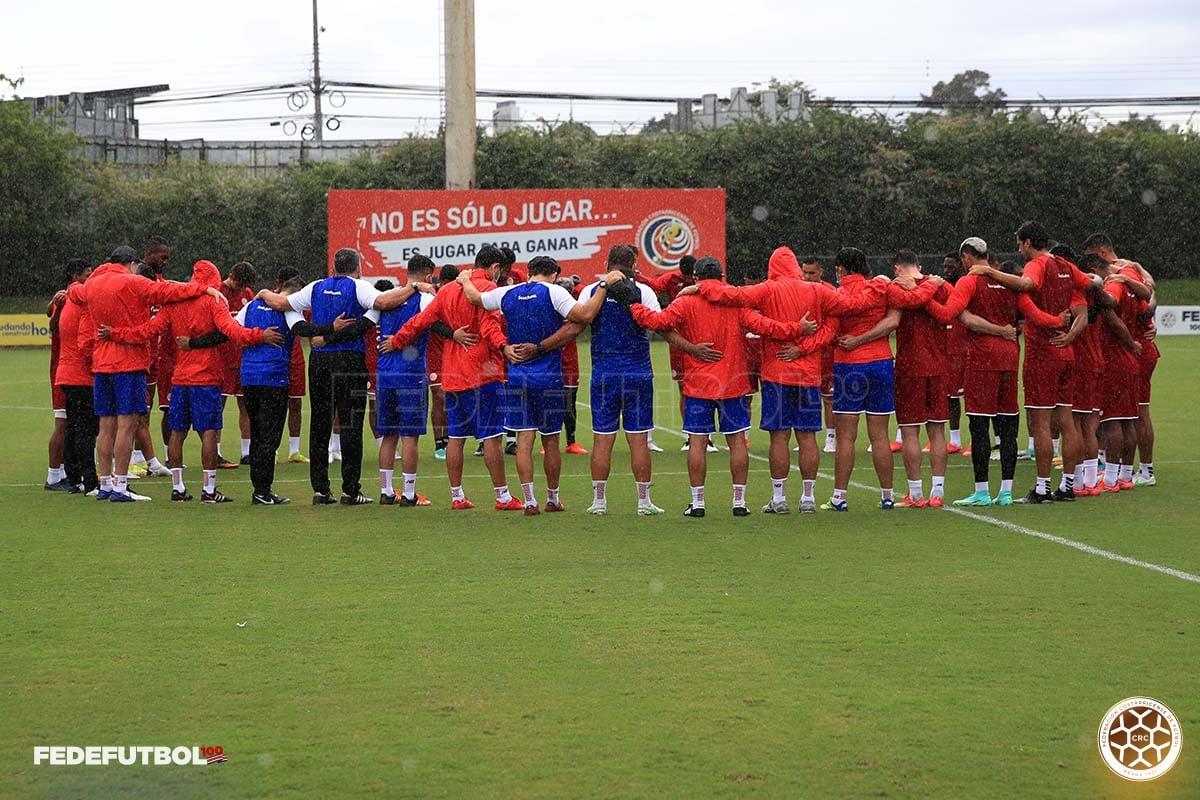 """Luis Fernando Suarez: """"""""Estos son los 23 jugadores con los que intentaremos ser campeones en la Copa Oro"""""""
