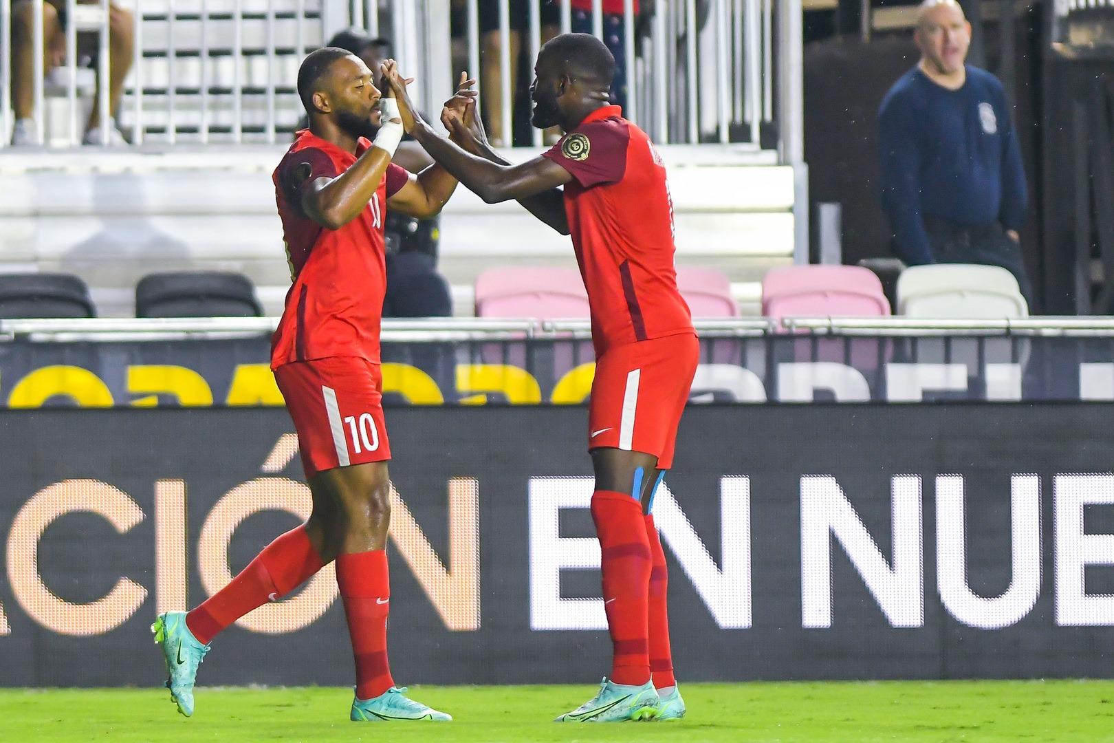 Trinidad y Tobago, Haití y Guadalupe completan la lista de equipos para la Fase de Grupos de la Copa Oro 2021.