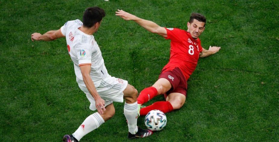 Eurocopa: España avanzó a semifinales tras eliminar en penales a Suiza.