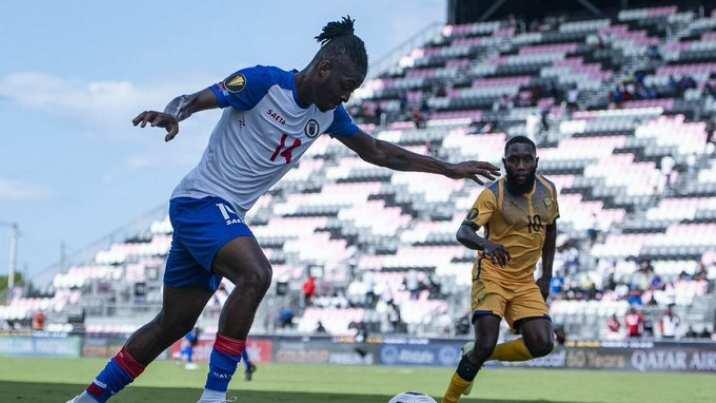 Trinidad y Tobago, Bermudas y Haití golean y avanzan en fase preliminar de Copa Oro.